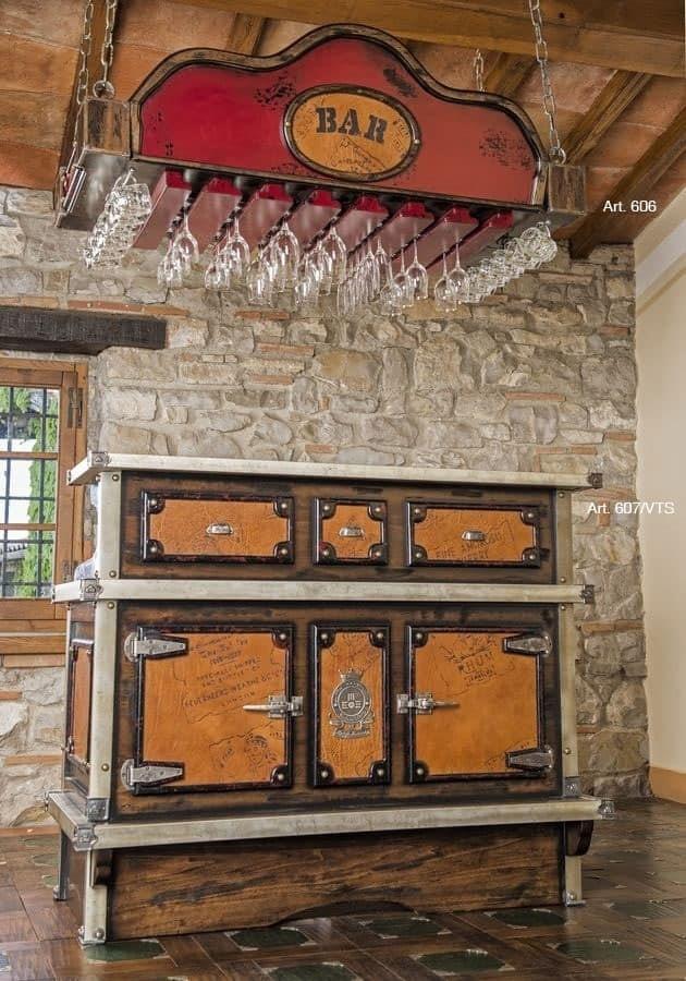 Simple per lambiente cucina dobbligo il legno abbinato ad for Ambiente rustico arredamento