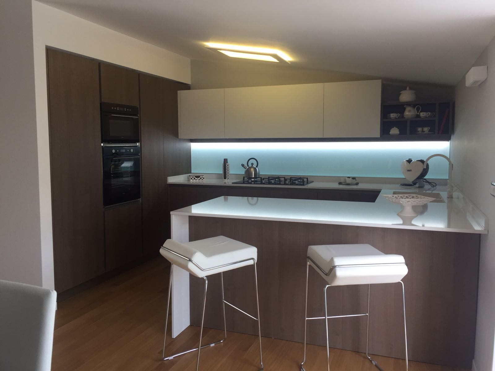 Veneta Cucine Assistenza Clienti.Una Veneta Cucine Oyster Pro Per La Calda Casa Di Laura E Arturo