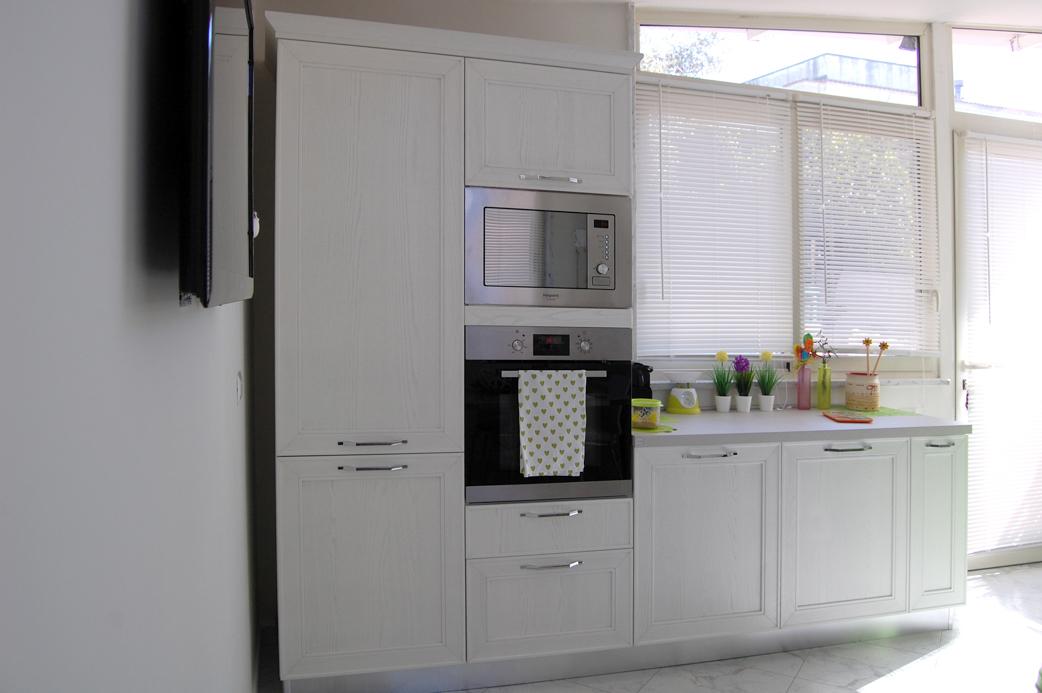 Lo stile contemporaneo nella cucina di Fiammetta e Giacomo ...