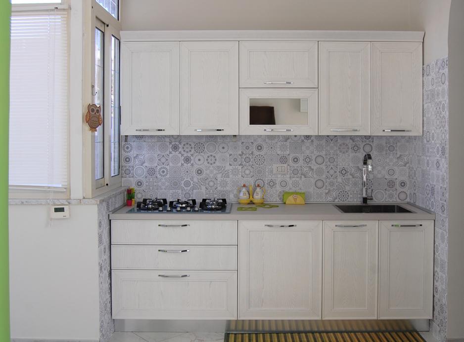 Lo stile contemporaneo nella cucina di Fiammetta e Giacomo - Stosa ...