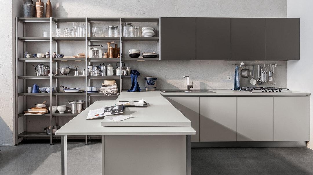 Veneta Cucine Misure Moduli.Presentiamo Il Sistema Metallo Di Veneta Cucine
