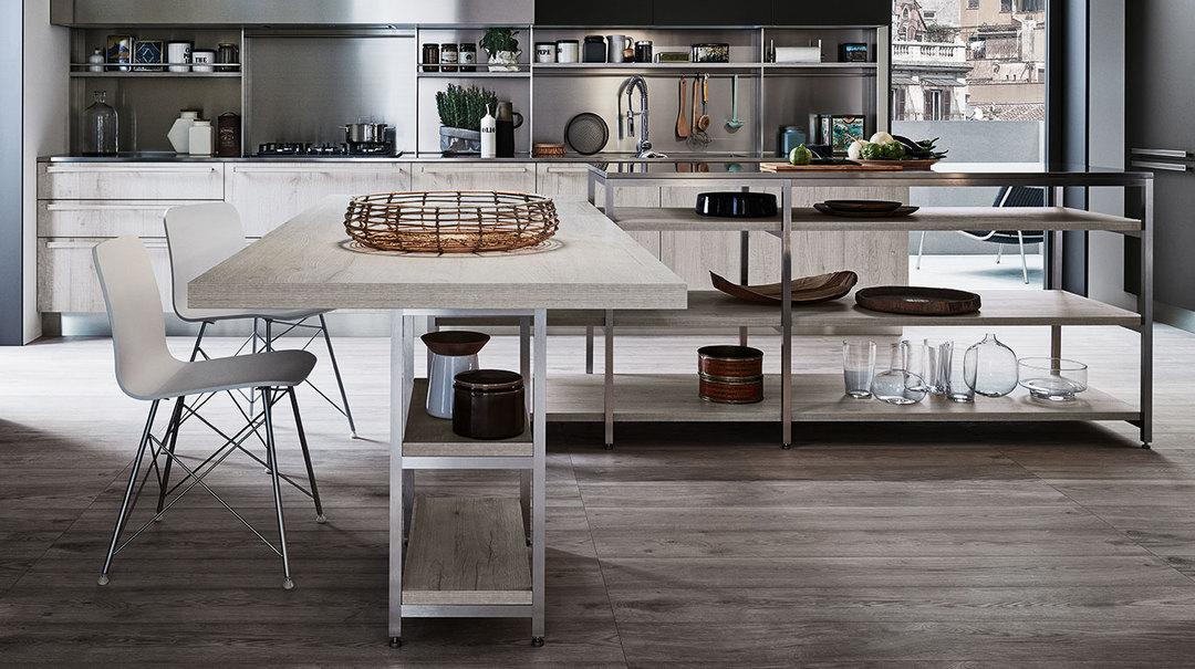 Misure Pensili Veneta Cucine.Presentiamo Il Sistema Metallo Di Veneta Cucine