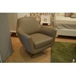 POLTRONA SWIVEL CALIA