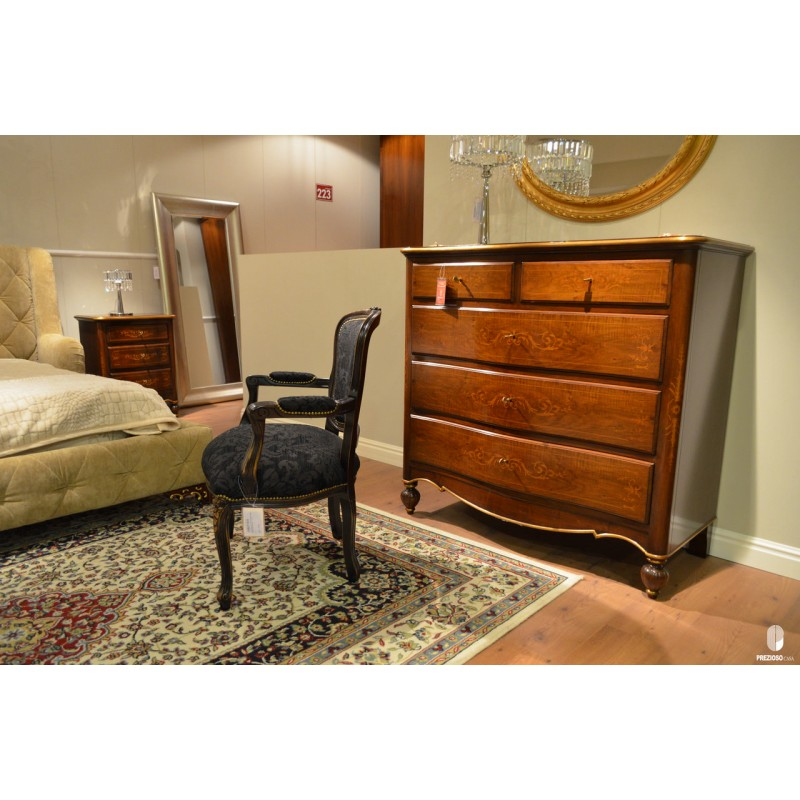 Trittico anticato e armadio 4 ante - Trittico camera da letto ...