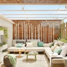 5 idee per arredare terrazzi e balconi