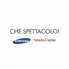 CHE SPETTACOLO - VENETA CUCINE e SAMSUNG: innovazione e tecnologia in cucina