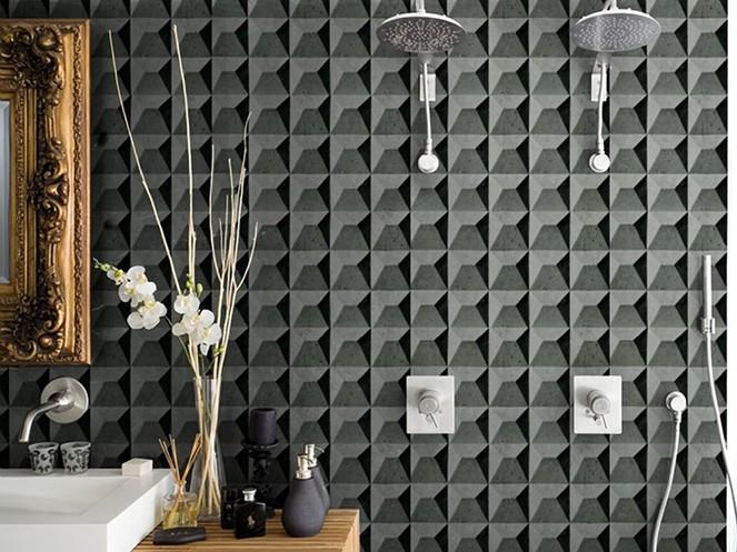 Come trasformare le pareti in quadri - Carta da parati brico casa ...