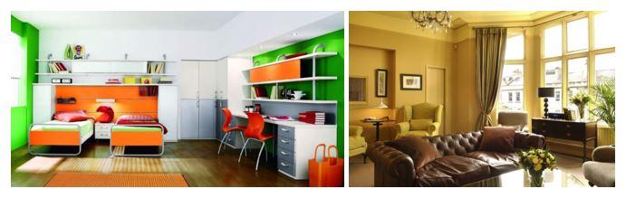 Arredare casa sos colori - Imbiancare casa idee colori ...