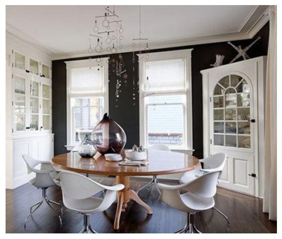 Pareti Cucina Grigio Perla: Libreria a giorno legno laccata. New smart ...