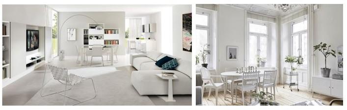 Le pareti scure rimpiccioliscono design casa creativa e - Arredo bagno ozzero ...