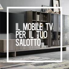 Scegliere il mobile TV per il salotto